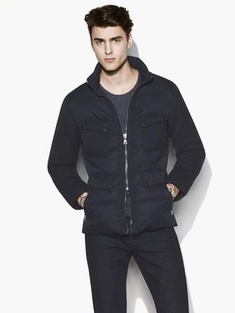 DOWNFILL JACKET