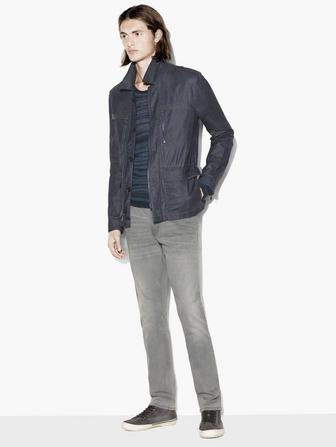 MULTI-POCKET FIELD JACKET