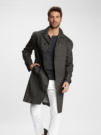 Lightweight Elongated Coat