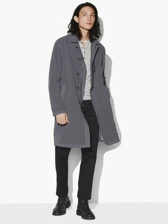 TECHNICAL LONG COAT