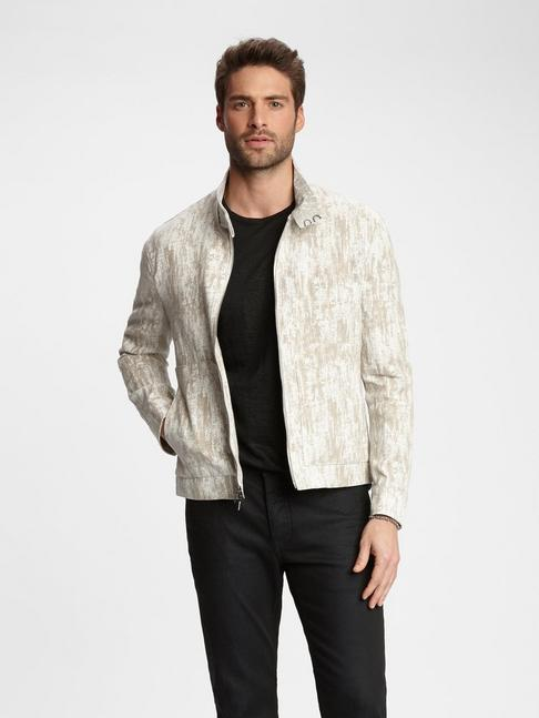 LIMITED EDITION LINEN JACKET