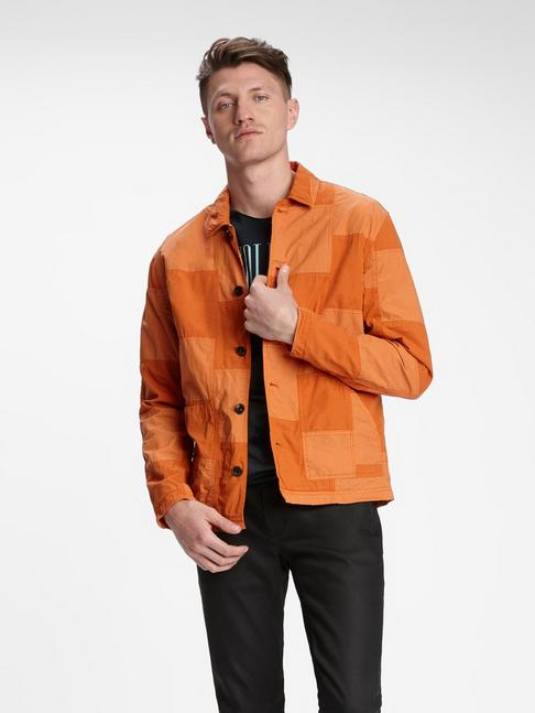 RIK PATCHWORK JACKET
