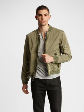 RYAN FLIGHT JACKET