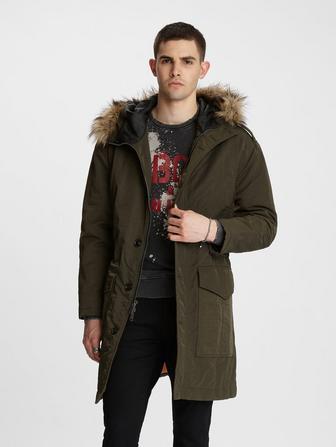 Brien Lightweight Parka