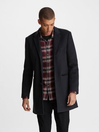 DEVIN DOUBLE FACE TOPCOAT