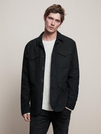Colin Canvas Jacket