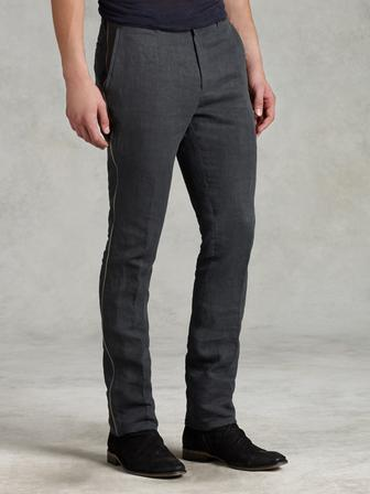 SIDE SEAM ZIPPR PANT