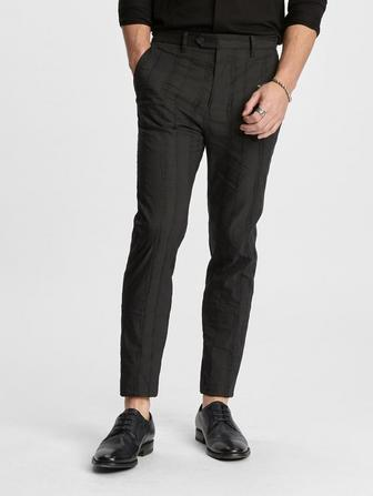 JACQUARD STRIPE ESSEX PANT