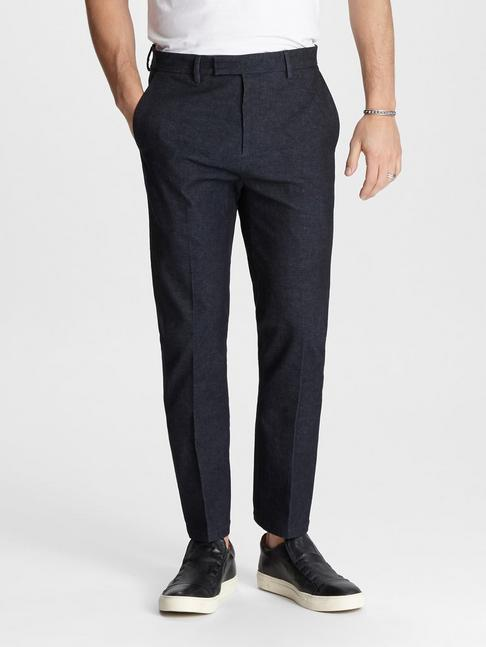 DENIM WARREN PANT