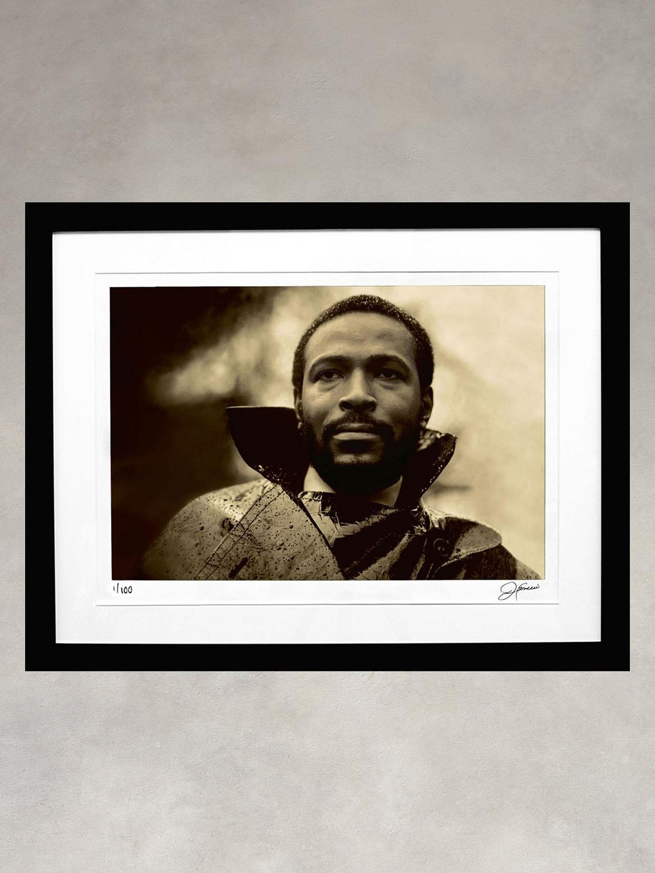 Marvin Gaye by Jim Hendin