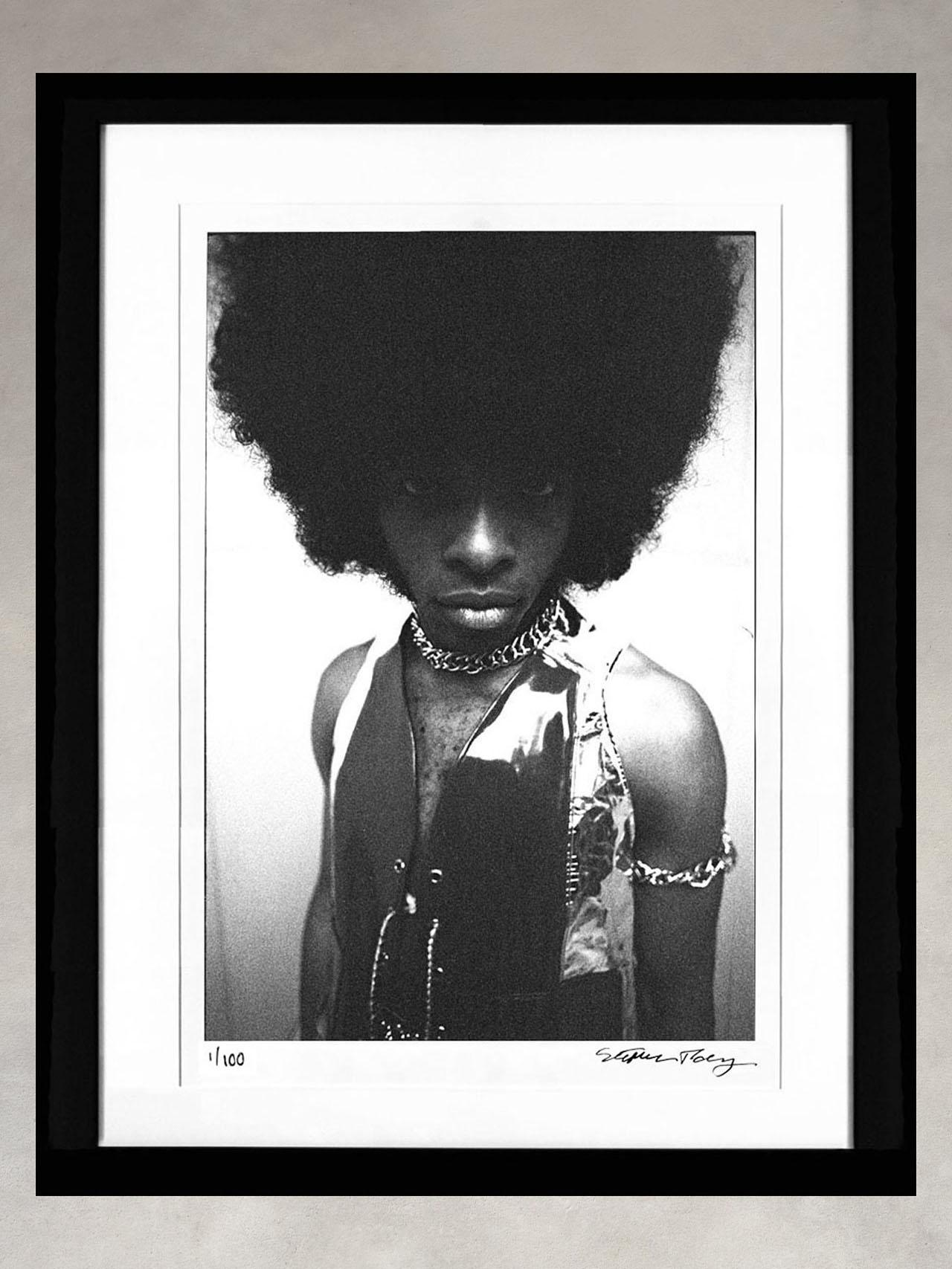 Sly Stone by Stephen Paley