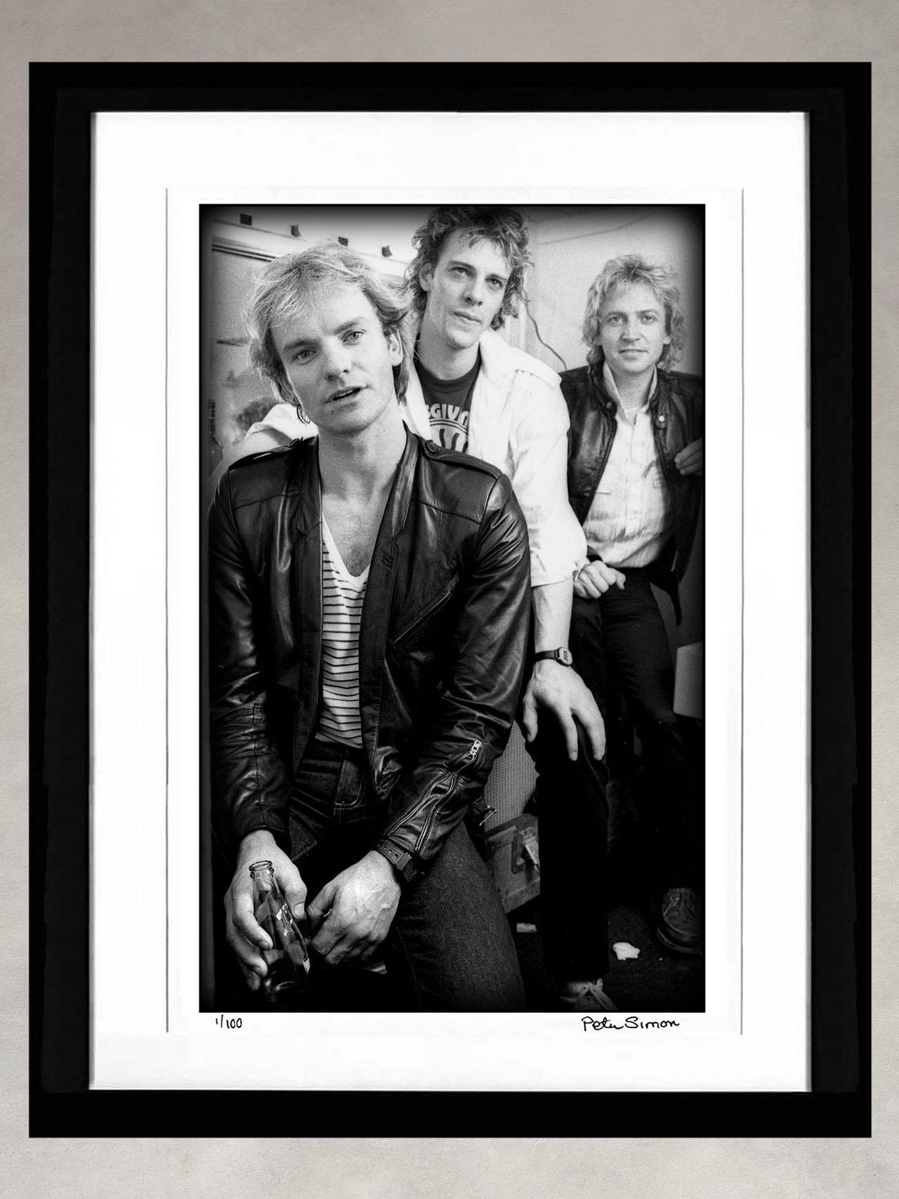 The Police by Peter Simon