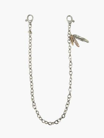 Feather Wallet Chain