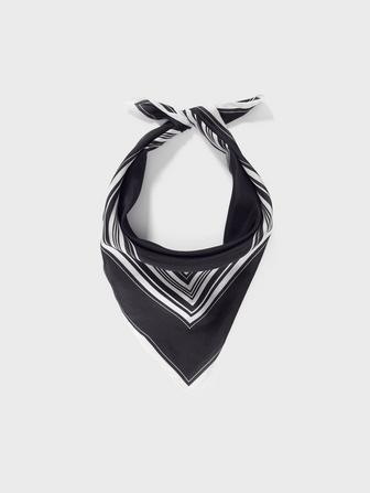 SQUARE PATTERN BANDANA