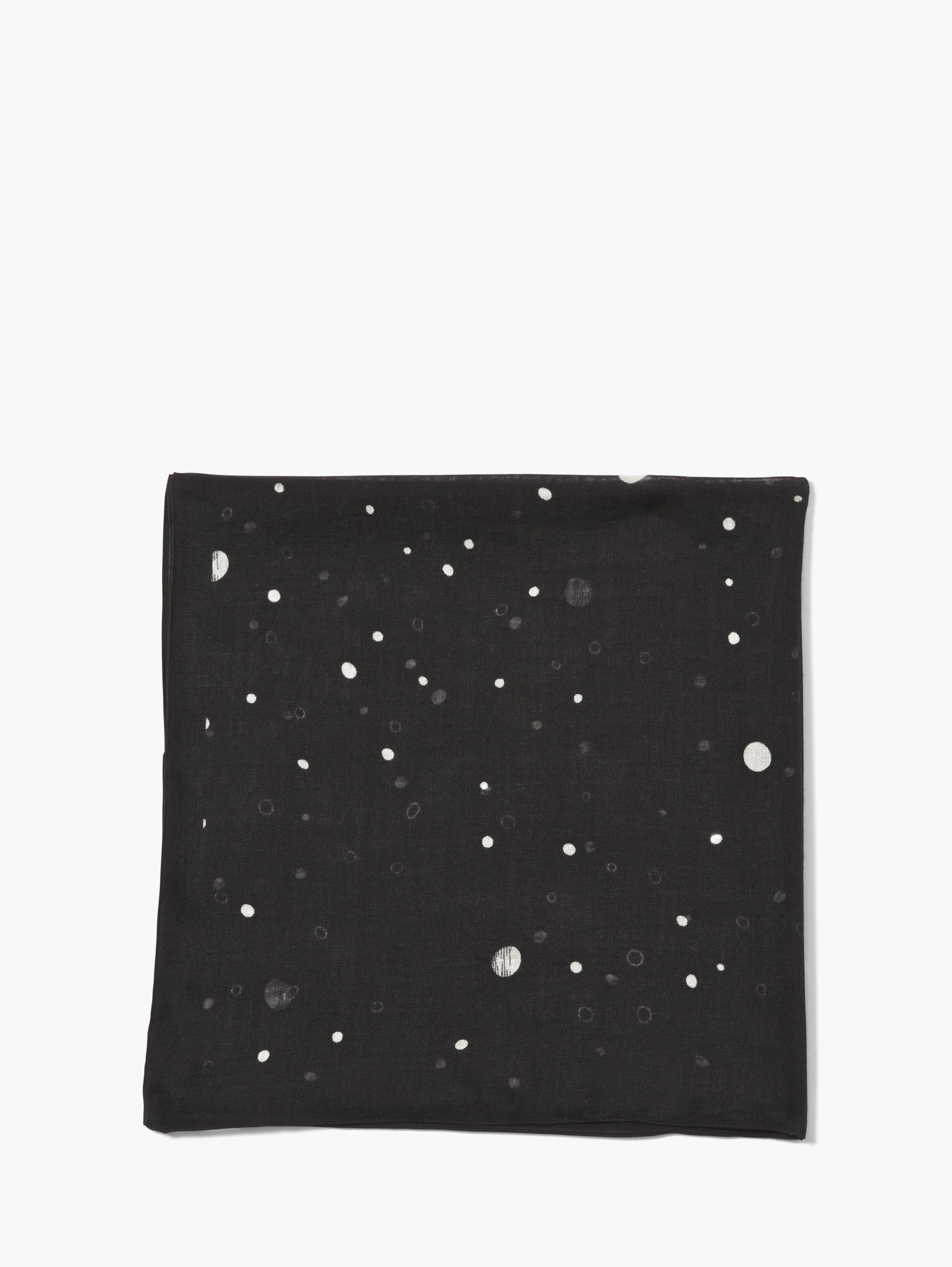 Abstract Polka Dot Bandana