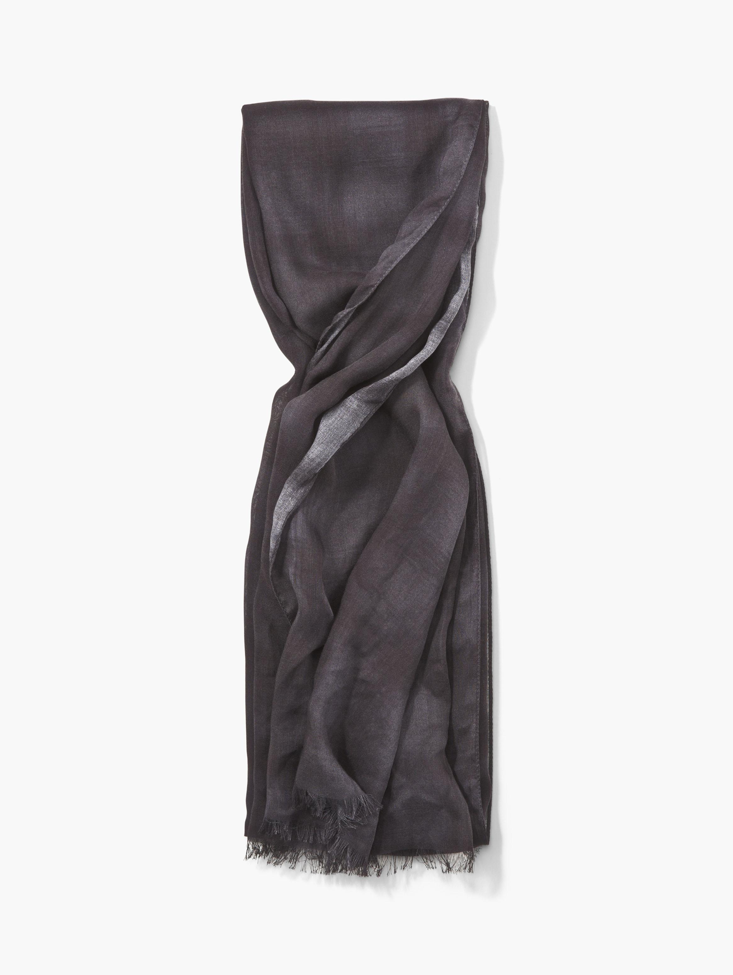 Faded Lightweight Scarf