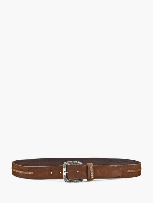 FEATHER BUCKLE BELT