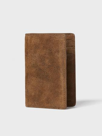 ELDRIDGE FOLDING CARD CASE