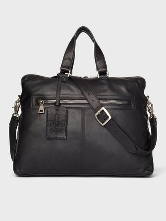 MORRISON LEATHER ATTACHE
