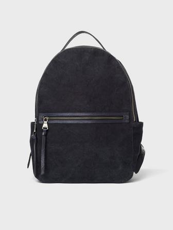 DIP DYE CANVAS BACKPACK