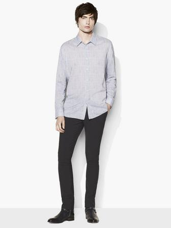 Classic Fit Pick Stitch Shirt