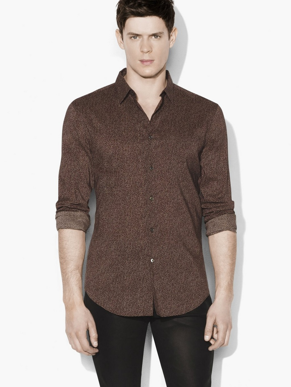 Men's Shirts | John Varvatos