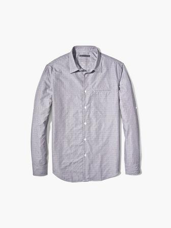 ROLL-SLEEVE SHIRT