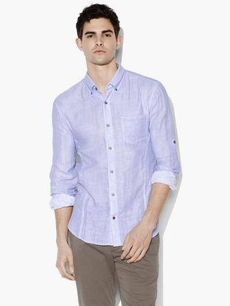 LANCE ROLL SLEEVE SHIRT