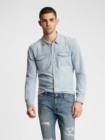 MARSHALL DENIM SHIRT