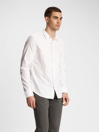 CLEAN SNAP FRONT SHIRT