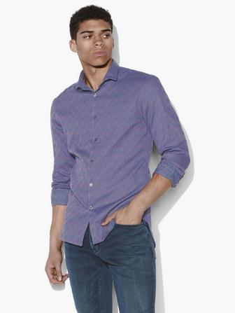 ASHTEN WIRE COLLAR SHIRT