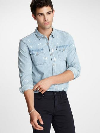 DALE DENIM SHIRT