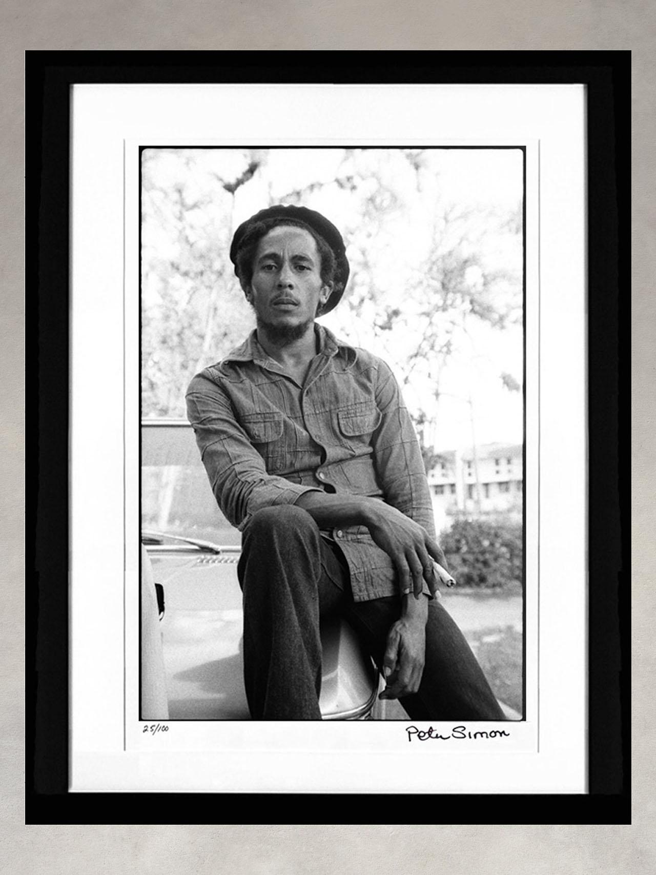 Bob Marley by Peter Simon