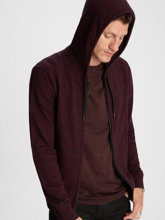 RICHMOND ZIP-UP HOODIE