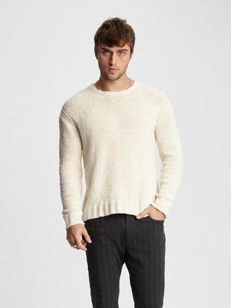EASY FIT CREWNECK SWEATER