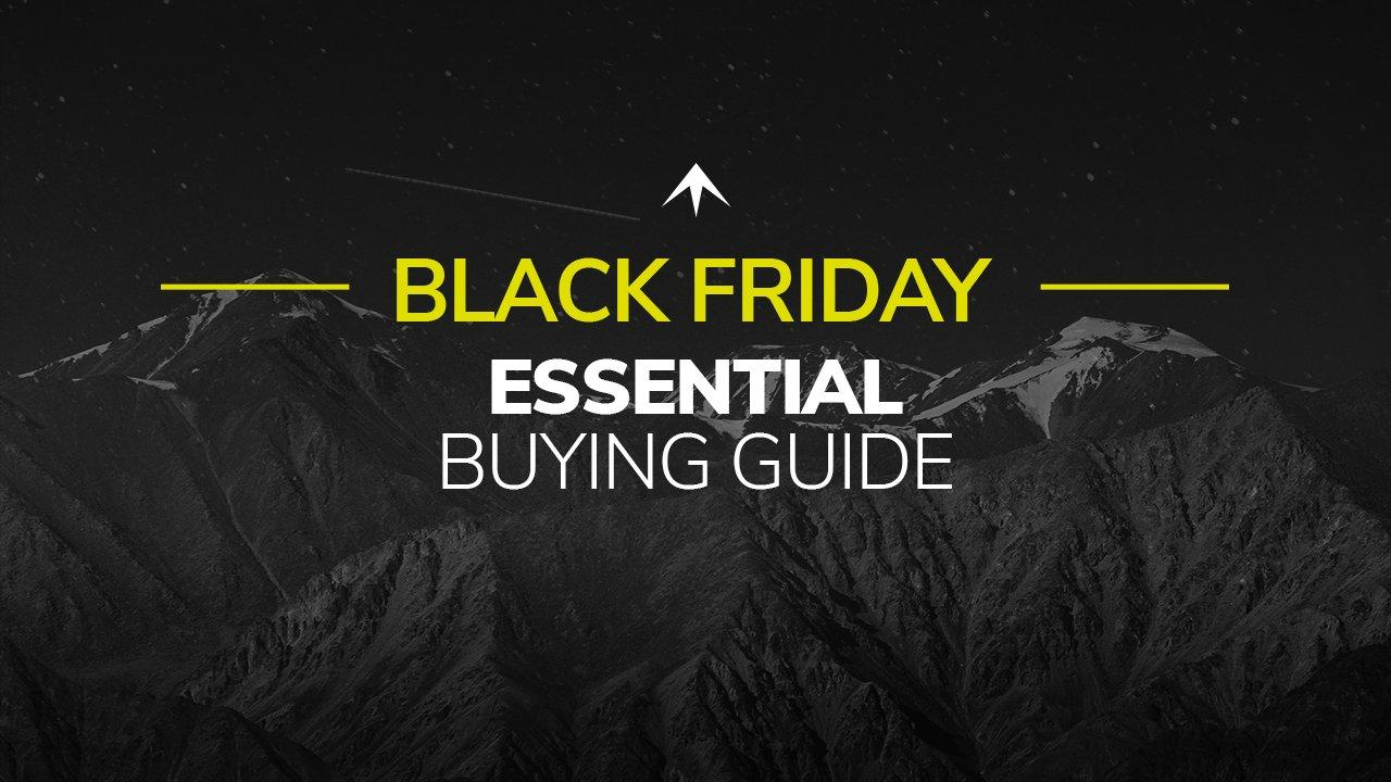 Essential Black Friday Buying Guide 2020