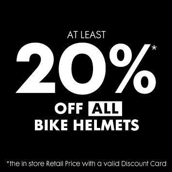 Black Friday Bike Helmets