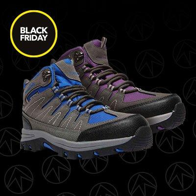 Freedom Trail Kids' Dovedale Walking Boots
