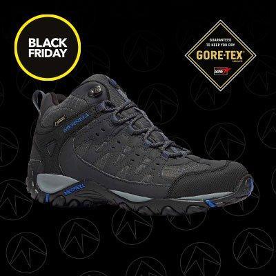 Merrell Men's Accentor GORE-TEX Walking Boots