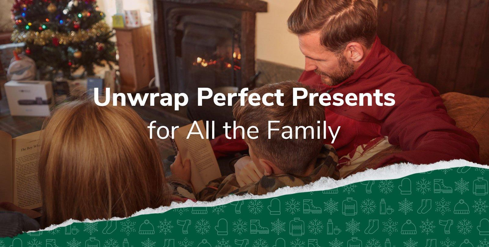 Perfect Presents for All The Family
