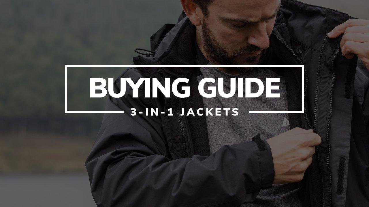 Buying Guide: 3-in-1 Jackets