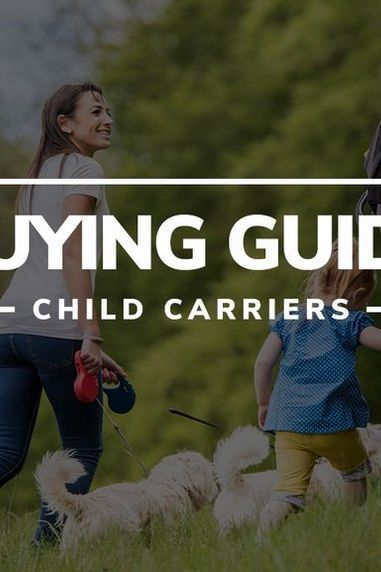 Buying Guide: Child Carriers