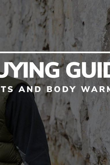 Buying Guide: Gilets & Body Warmers
