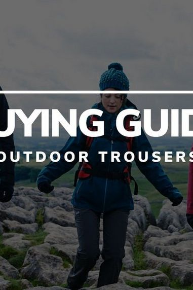 Buying Guide: Outdoor Trousers