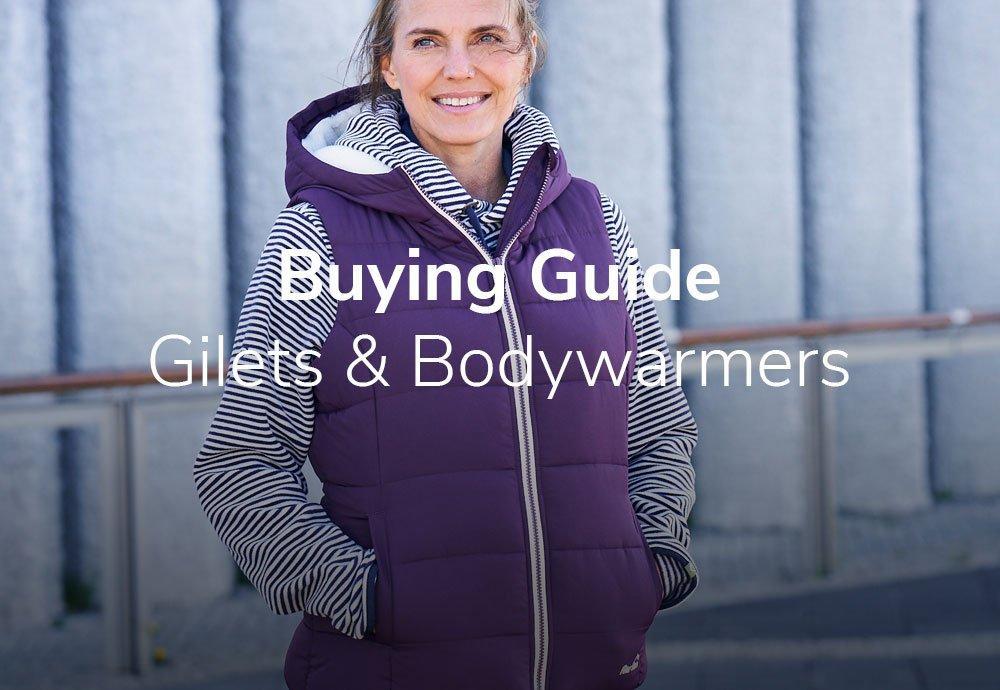 Buying Guide: Gilets & Bodywarmers