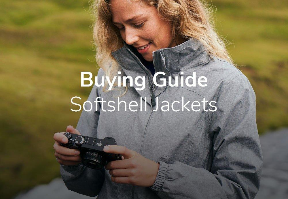 Buying Guide: Softshell Jackets