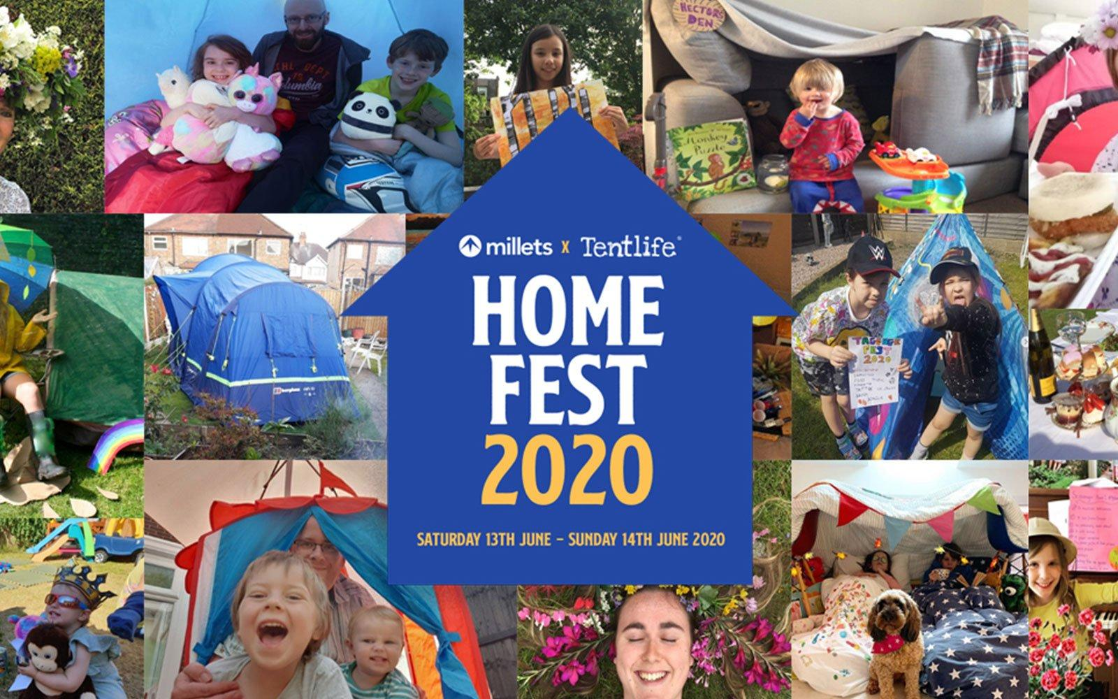 Home Fest Event