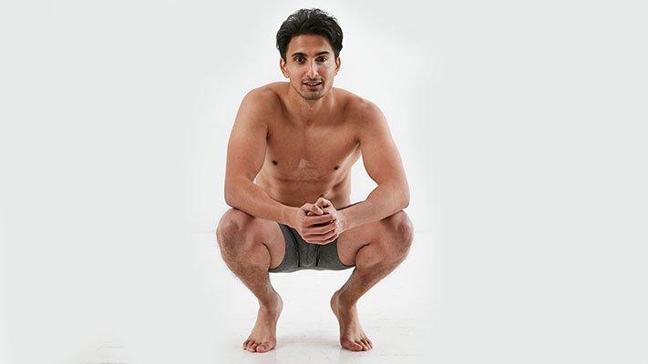 Shankar Jalota in SAXX Underwear