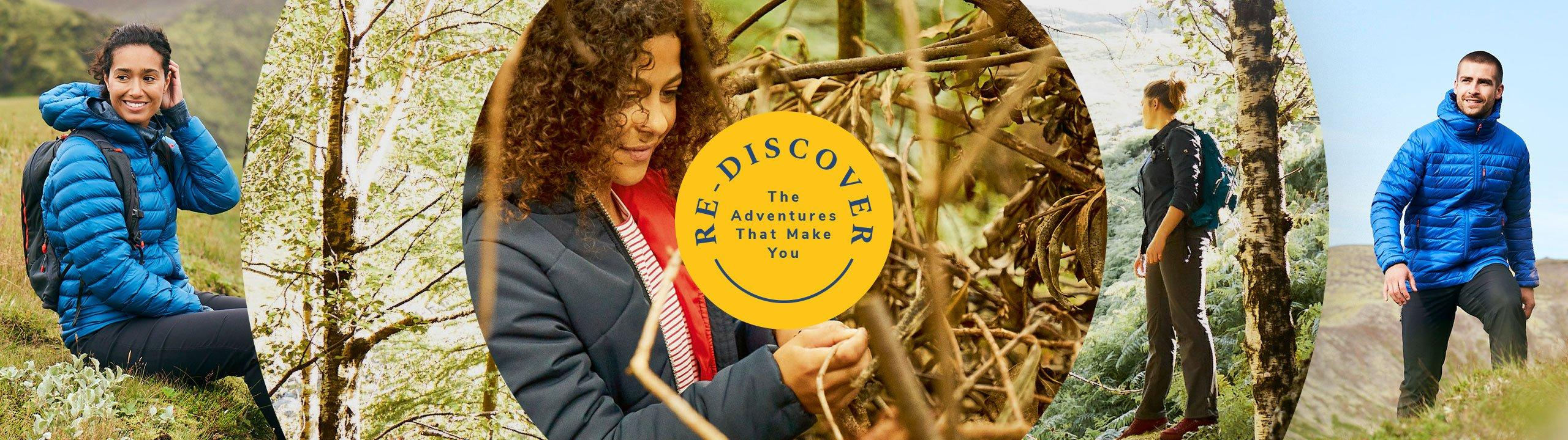 Rediscover The Adventures That Make You