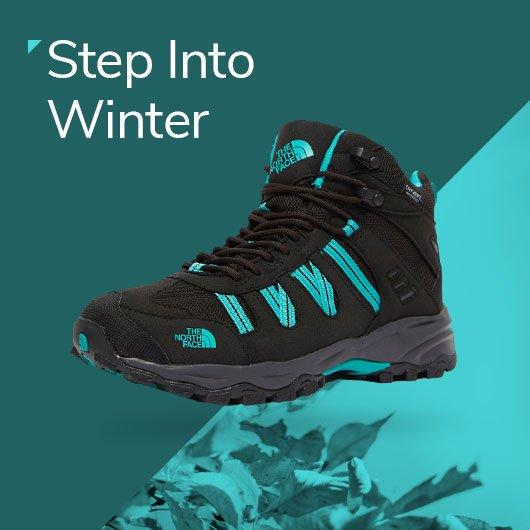 Step Into Winter